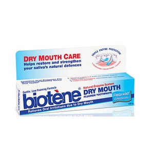 Thumbnail for Biotene Dry Mouth Toothpaste Original 125g