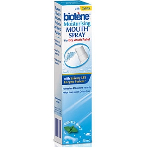 Thumbnail for Biotene Moisturising Mouth Spray 50mL