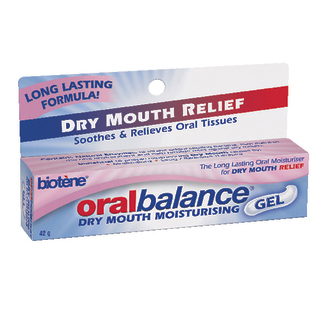 Thumbnail for Biotene Oral Balance Dry Mouth Gel 42g