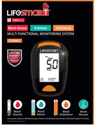 Thumbnail for LifeSmart Cholesterol Multi-Meter