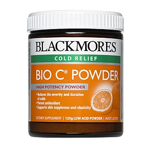 Thumbnail for Blackmores Bio C Powder 125g
