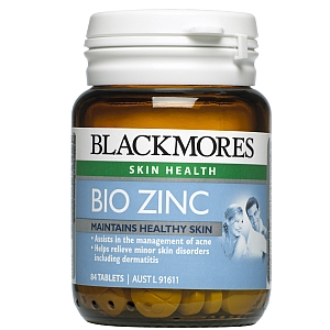 Thumbnail for Blackmores Bio Zinc Tablets x  84