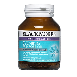 Thumbnail for Blackmores Evening Primrose Oil  EPO 1000mg Capsules 190