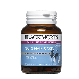Image 1 for Blackmores Nails, Hair and Skin Tablets x 60