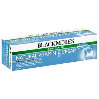 Image 1 for Blackmores Natural Vitamin E Cream 50g