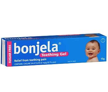 Thumbnail for Bonjela Sugar Free Teething Gel 15g