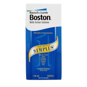 Thumbnail for Boston Simplus Multi-Action Solution 120mL