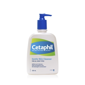Thumbnail for Cetaphil Gentle Skin Cleanser 500mL