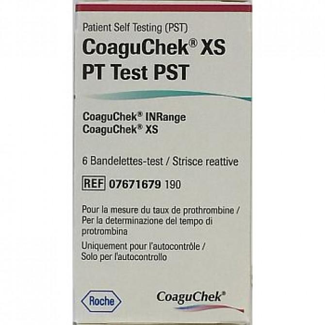 Image 2 for CoaguChek INRange System Mini Bundle (Device + 6 Test Strips + 50 Lancets)