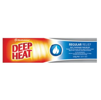 Thumbnail for Deep Heat Cream 100g