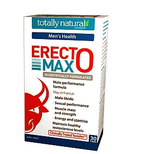 Image 1 for Erecto Max 30 Tablets