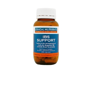Thumbnail for Ethical Nutrients IBS Support Capsules x 30