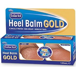 Thumbnail for Eulactol Heel Balm Gold 60mL