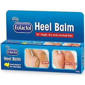 Thumbnail for Eulactol Heel Balm 50g