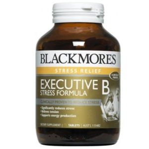 Image 1 for Blackmores Executive B Stress Formula Tablets 28