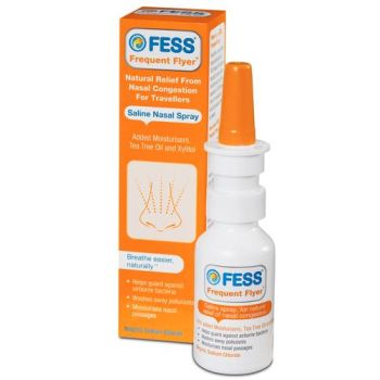 Image 1 for Fess Frequent Flyer Nasal Spray 30mL