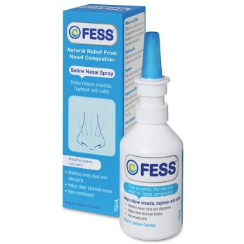 Thumbnail for Fess Nasal Spray 30mL