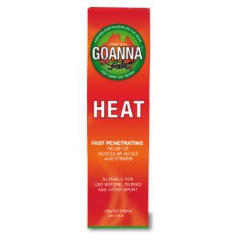 Image 1 for Goanna Heat Cream 100g