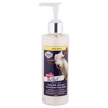 Thumbnail for Hope's Relief Goat's Milk Body Wash 250mL