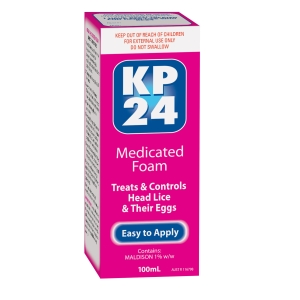 Thumbnail for KP 24 Medicated Foam 100mL