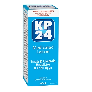 Thumbnail for KP 24 Medicated Lotion 100mL