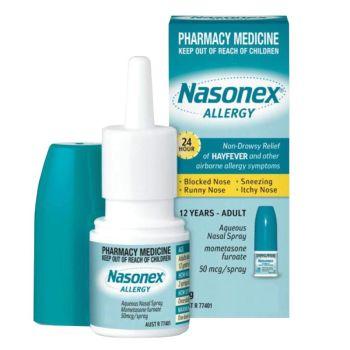 Thumbnail for Nasonex Allergy Spray 140 sprays