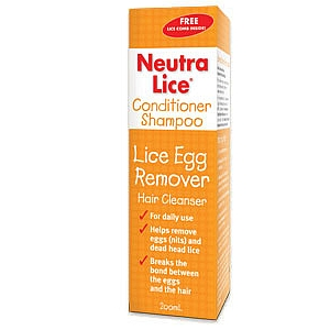Thumbnail for Neutralice Conditioner/Shampoo Egg Remover 200mL