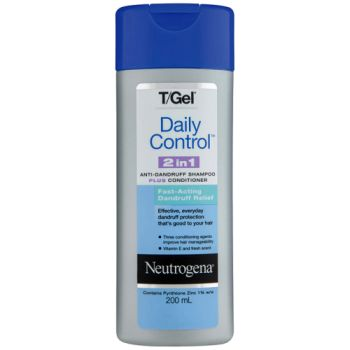 Thumbnail for Neutrogena T/Gel 2 in1 Anti-Andruff Shampoo 200mL