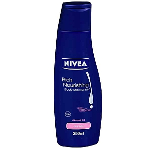 Thumbnail for Nivea Rich Body Nourishing Moisturiser 250mL