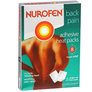 Thumbnail for Nurofen Adhesive Heat Pack 2