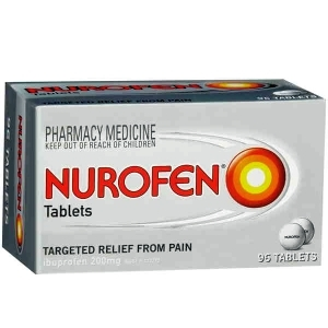 Image 1 for Nurofen 200mg Tablets x 96