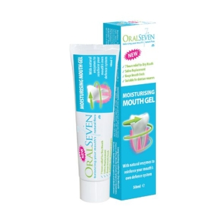Oral Seven Moisturising Mouth Gel 50g Towers Pharmacy