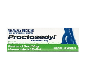 Thumbnail for Proctosedyl Ointment 30g