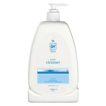Image 1 for Ego QV Face Cleanser 500g