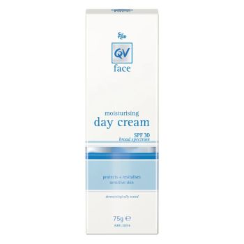 Thumbnail for Ego QV Face Moisturising Day Cream Tube 75g