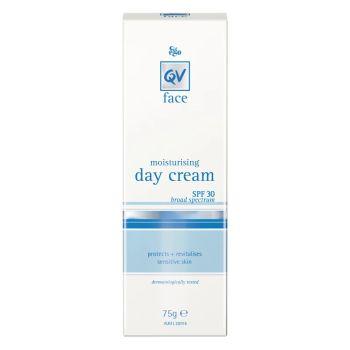 Image 1 for Ego QV Face Moisturising Day Cream Tube 75g