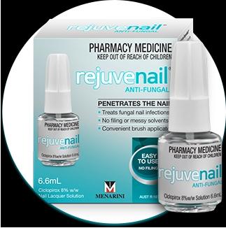 Thumbnail for Rejuvenail Anti-Fungal Nail 6.6mL