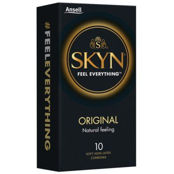 Image 1 for Ansell Skyn Non Latex Condoms x 10
