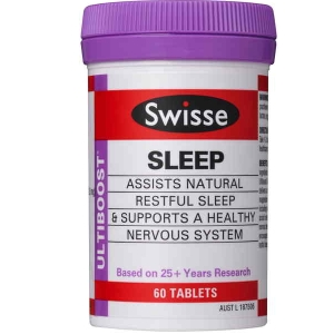 Thumbnail for Swisse Ultiboost Sleep Tablets x 60