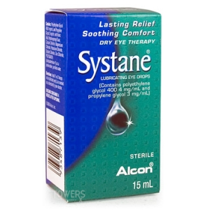 Thumbnail for Systane Eye Drops 15mL