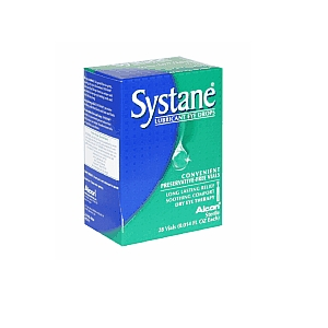 Thumbnail for Systane  Eye Drops 28 x 0.8mL Vials
