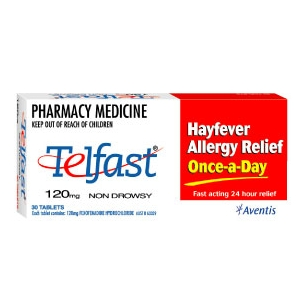 Telfast generic brand