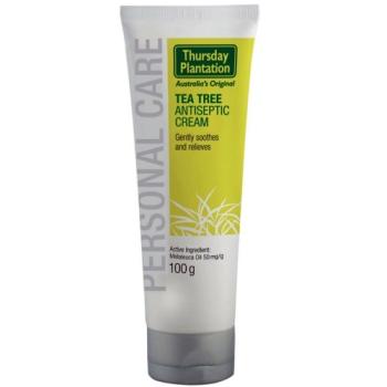 Thumbnail for Thursday Plantation Tea Tree Antiseptic Cream 100g