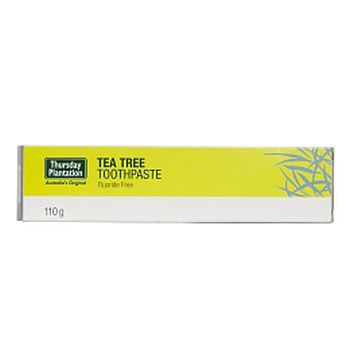 Thumbnail for Thursday Plantation Tea Tree Toothpaste 110g