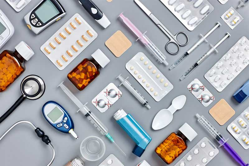 Various Medical Devices